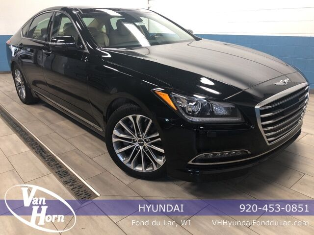 2017 Genesis G80 3.8 Milwaukee WI