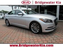 2017_Genesis_G80_3.8L AWD Sedan, Navigation, Rear-View Camera, Blind Spot Monitor, Smart Cruise Control, Android Auto & Apple CarPlay, Bluetooth Streaming Audio, Heated Leather Seats, 18-Inch Alloy Wheels,_ Bridgewater NJ