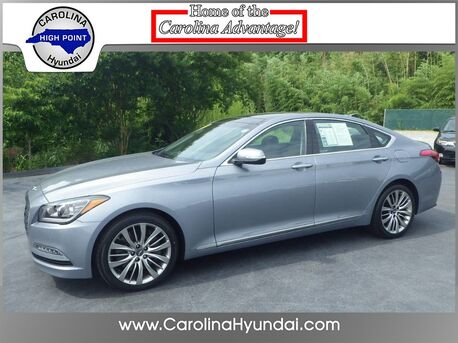 2017_Genesis_G80_5.0L Ultimate_ High Point NC