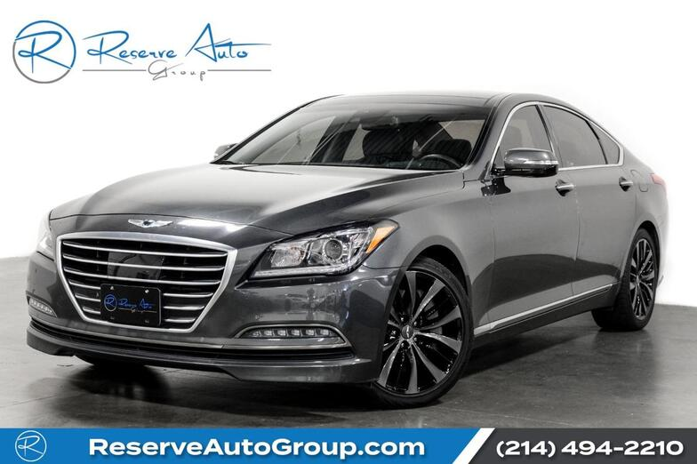 2017 Genesis G80 5.0L Ultimate The Colony TX