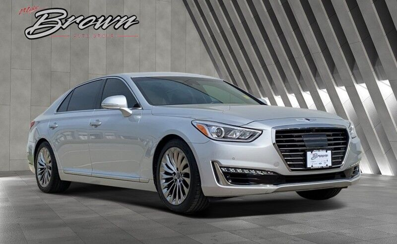 2017 Genesis G90 5.0L Ultimate Granbury TX