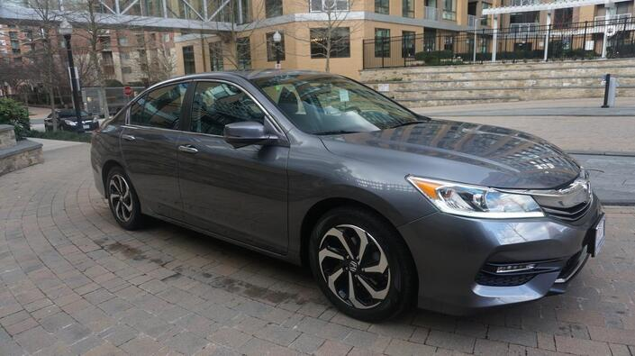 2017 HONDA ACCORD EX Arlington VA