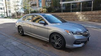 HONDA ACCORD SPORT SE Arlington VA