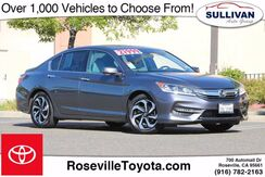 2017_HONDA_Accord_EX-L V6_ Roseville CA