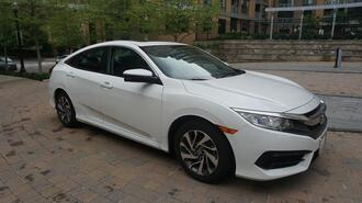 HONDA CIVIC EX  Arlington VA