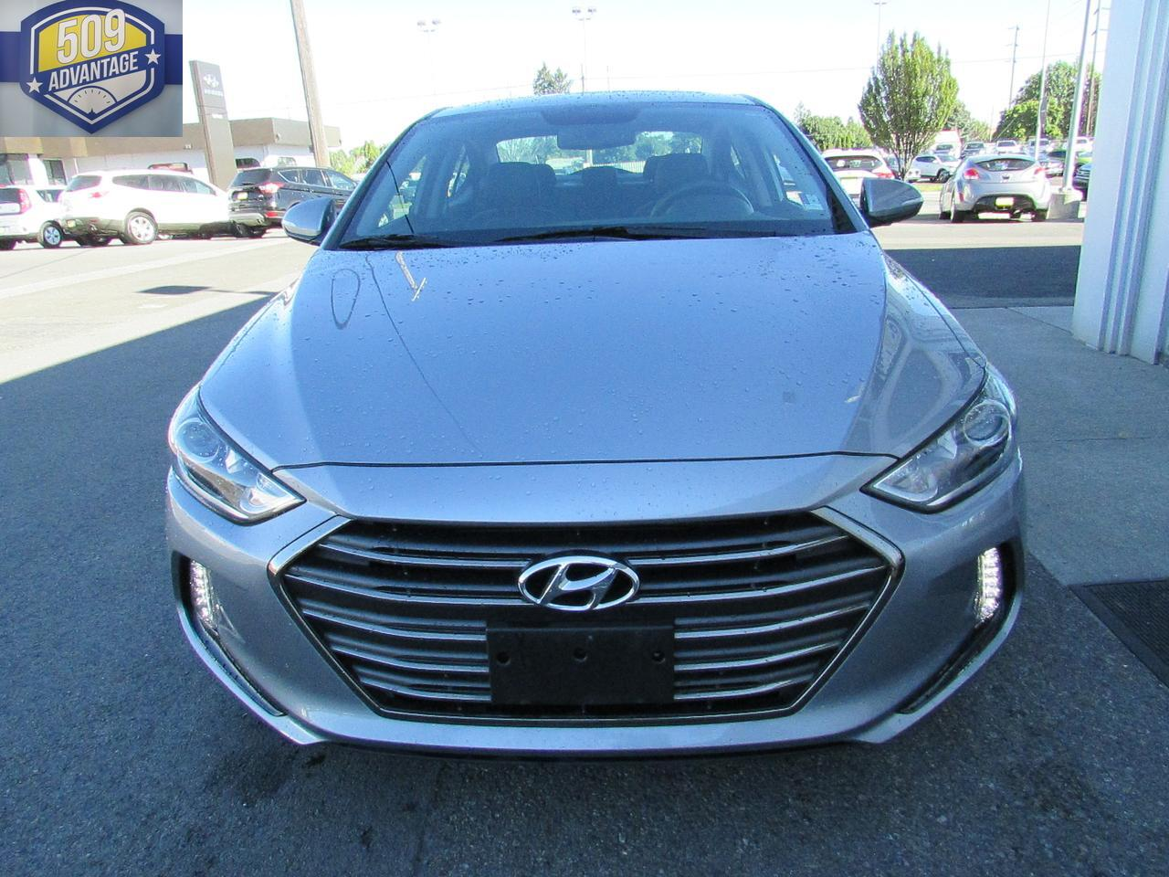 2017 HYUNDAI ELANTRA LIMITED TECH PAK Spokane Valley WA