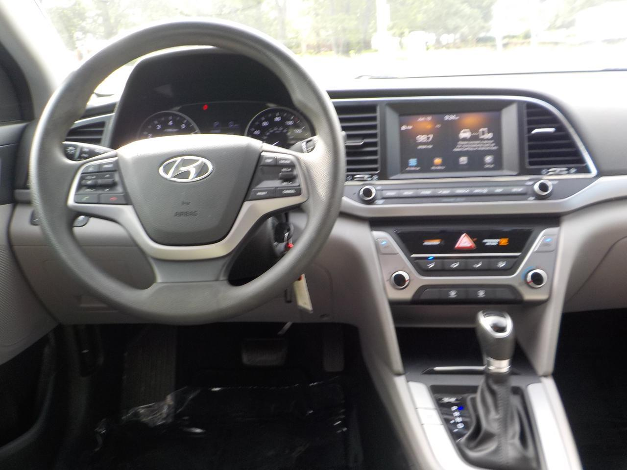 2017 HYUNDAI ELANTRA SE, WARRANTY, BLUETOOTH, AUX/USB PORT, BACKUP CAM, 1 OWNER, LOW MILES, CLEAN CARFAX! Norfolk VA
