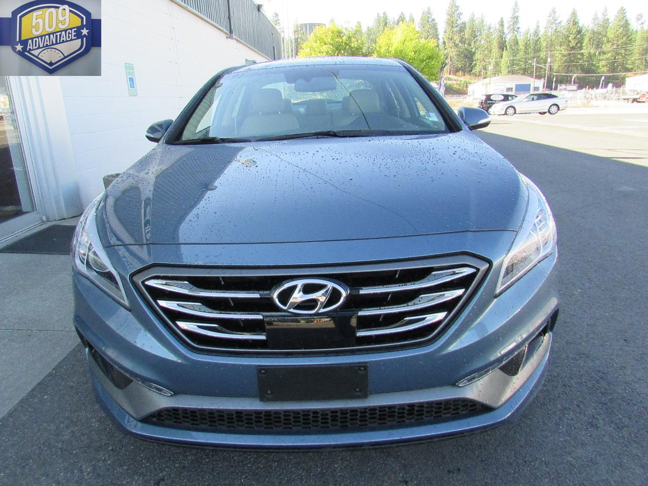 2017 HYUNDAI SONATA LIMITED ULTIMATE Spokane Valley WA