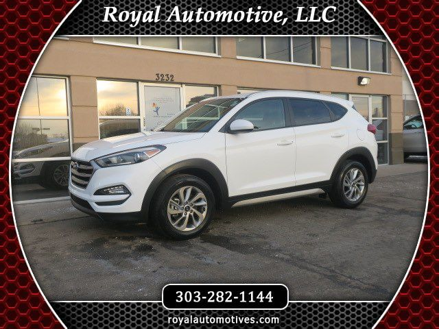 2017 HYUNDAI TUCSON SE Englewood CO