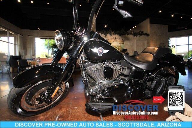 2017 Harley-Davidson FLSTFBS Fat Boy S Cruiser  Scottsdale AZ