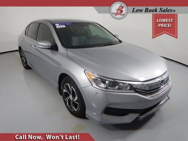 2017 Honda ACCORD SEDAN LX Salt Lake City UT