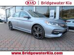 2017 Honda Accord Sport SE Sedan,