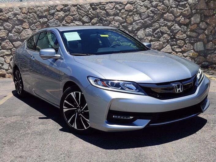 2017 Honda Accord Coupe EX El Paso TX