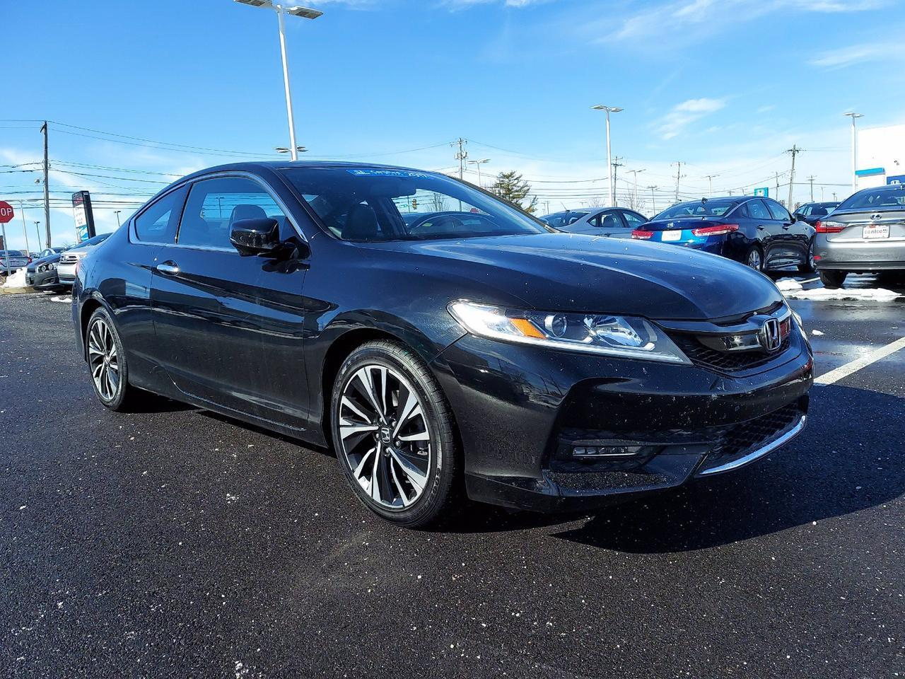 2017 Honda Accord Coupe EX-L Conshohocken PA