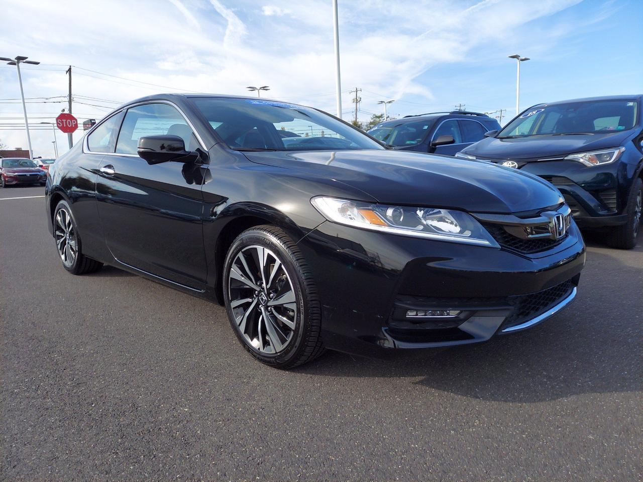 2017 Honda Accord Coupe EX-L V6 Conshohocken PA