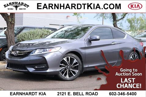 2017_Honda_Accord Coupe_EX-L V6_ Phoenix AZ
