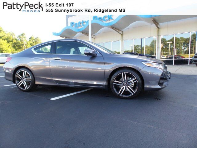 2017 Honda Accord Coupe Touring FWD Jackson MS