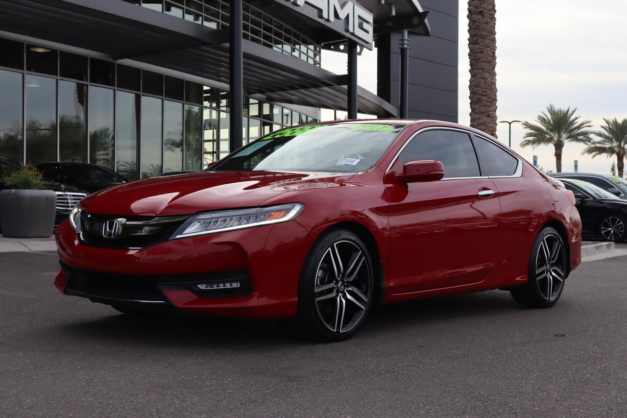 2017 Honda Accord Coupe Touring Gilbert AZ