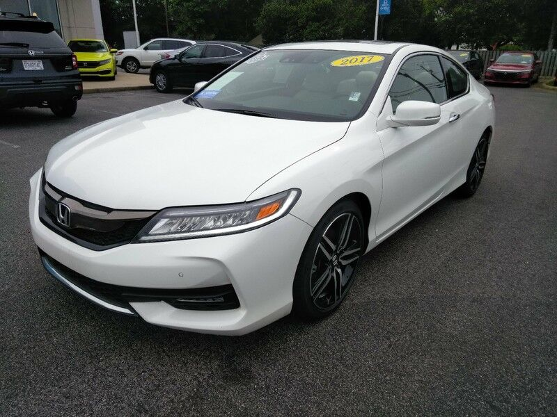 2017 Honda Accord Coupe Touring Tuscaloosa Al