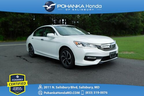 2017_Honda_Accord_EX ** Pohanka Certified 10 Year / 100,000  **_ Salisbury MD