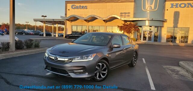 2017 Honda Accord EX CVT Lexington KY