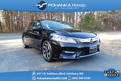 2017 Honda Accord EX-L ** SUNROOF & SIDE VIEW CAMERA ** ONE OWNER **
