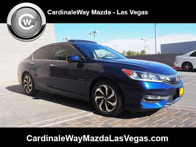 2017 Honda Accord EX-L Las Vegas NV