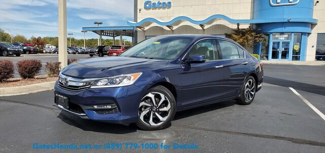 2017 Honda Accord EX-L V6 Auto w/Navi & Honda Sensing Lexington KY