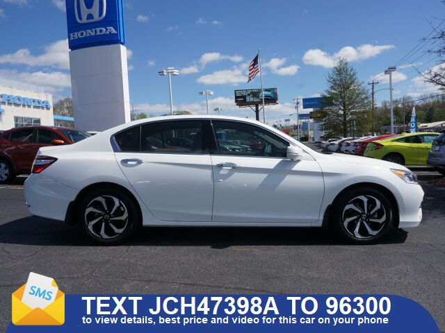 2017 Honda Accord Ex L V6 Johnson City Tn