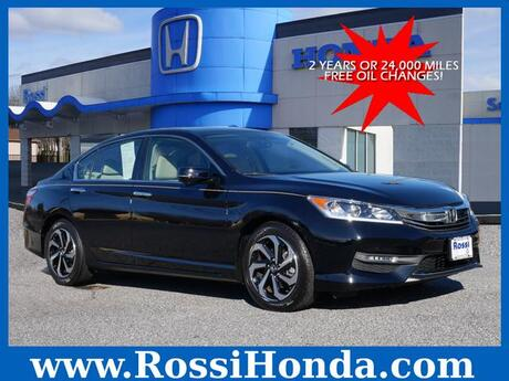 2017 Honda Accord EX-L Vineland NJ