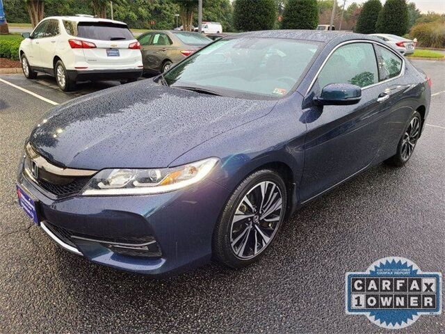 2017 Honda Accord EX-L Williamsburg VA