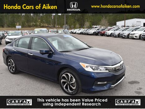 2017_Honda_Accord_EX-L w/Navi w/Honda Sensing_ Aiken SC