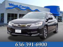2017_Honda_Accord_EX-L w/Navigation and Honda Sensing_ Ellisville MO