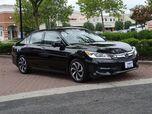 2017 Honda Accord EX-L w/Navigation and Honda Sensing