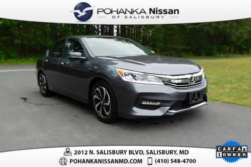 2017_Honda_Accord_EX-L w/Navigation and Honda Sensing_ Salisbury MD