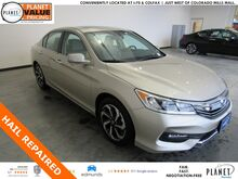 2017 Honda Accord EX-L Golden CO
