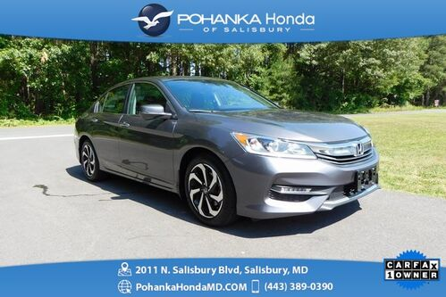 2017_Honda_Accord_EX SENSING ** Honda Certified 7 Year / 100,000  **_ Salisbury MD
