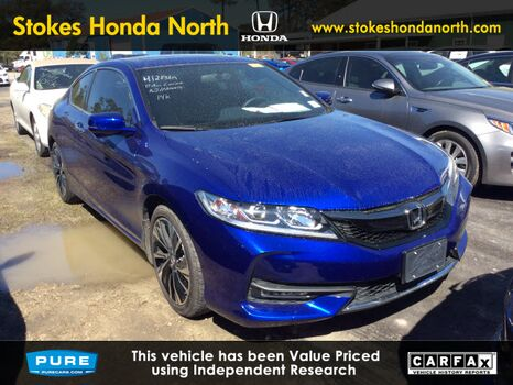 2017_Honda_Accord_EX_ Aiken SC