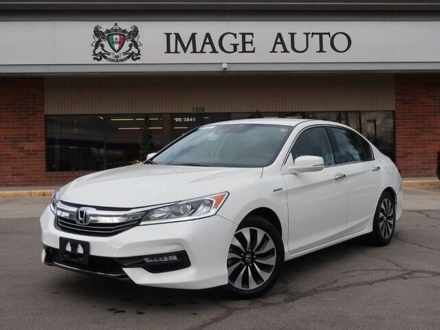 2017 Honda Accord Hybrid  West Jordan UT