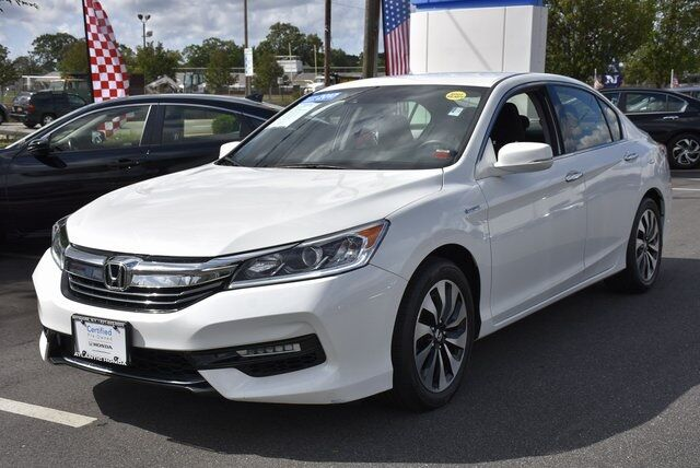 2017 Honda Accord Hybrid Bay Shore NY