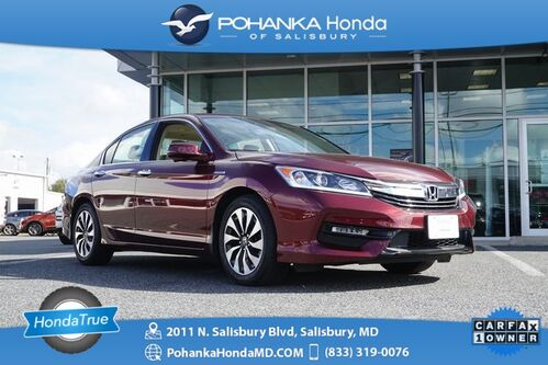 2017_Honda_Accord Hybrid_EX-L ** Honda True Certified 7 Year / 100,000  **_ Salisbury MD
