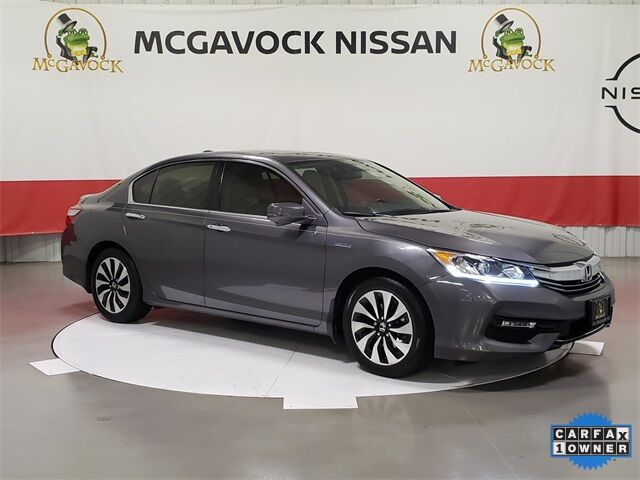 2017 Honda Accord Hybrid EX-L Rockwall TX
