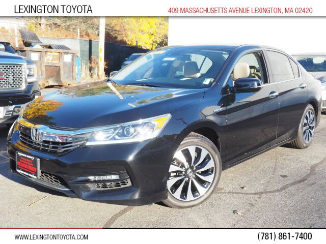 2017 Honda Accord Hybrid EX-L Lexington MA