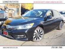 2017_Honda_Accord Hybrid_EX-L_ Lexington MA