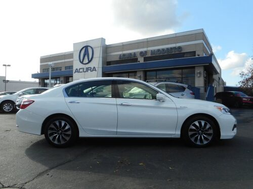 2017_Honda_Accord Hybrid_EX-L_ Modesto CA