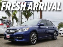 2017_Honda_Accord Hybrid_EX-L_ Weslaco TX