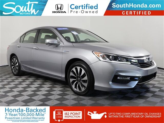 2017 Honda Accord Hybrid Miami FL