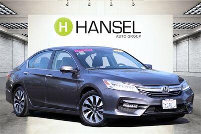 2017_Honda_Accord Hybrid_Touring_ Santa Rosa CA
