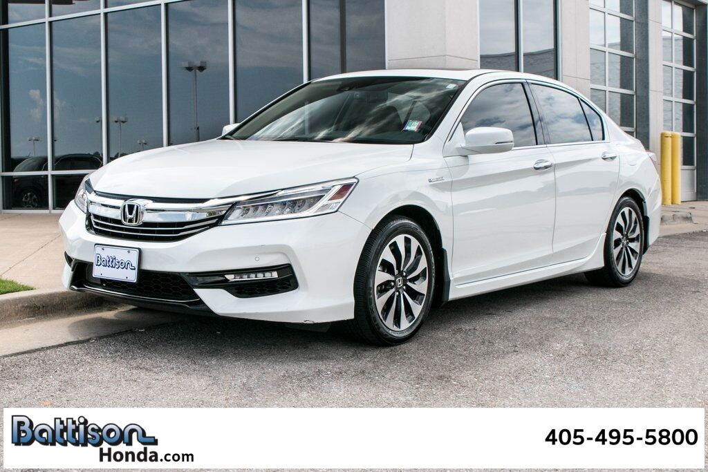 2017_Honda_Accord_Hybrid Touring_ Oklahoma City OK