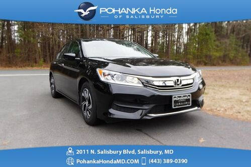 2017_Honda_Accord_LX ** REAR VIEW CAMERA ** GUARANTEED FINANCING **_ Salisbury MD